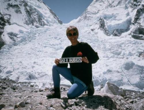 Sober at Everest