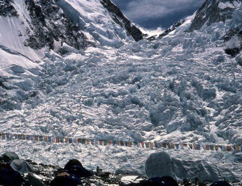 Khumbu Icefall